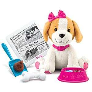 Barbie Training Pup, Potty Time