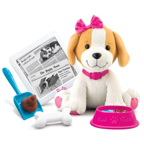 Barbie Training Pup, Potty Time front-215600