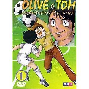 Olive et Tom - Volume 1 - 6 épisodes VF