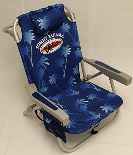 Tommy Bahama Backpack Beach Chair (blue)