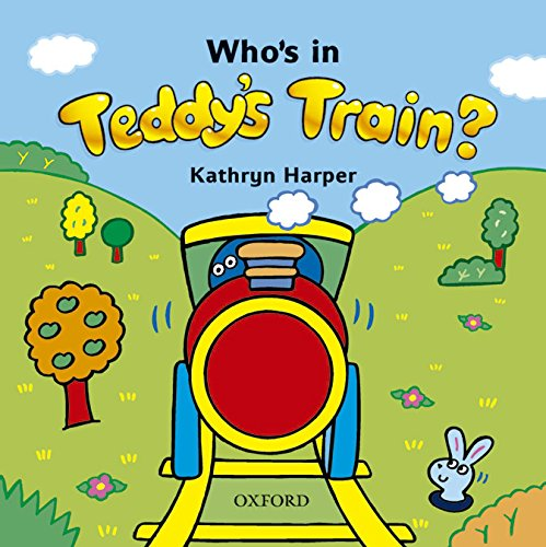 Who's in Teddy's Train? : Story Book