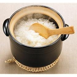 和平フレイズ ほんわかふぇ 炊飯土鍋 (二重蓋) 3合炊 HR-8382