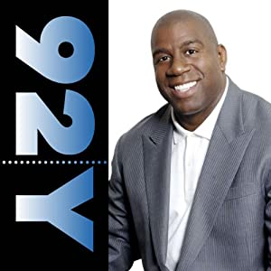 Magic Johnson with Stephen J. Adler | [Earwin