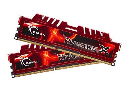 G.Skill RIPJAWS X  8GB (2x4GB) DDR3  PC 12800-1600- CL9