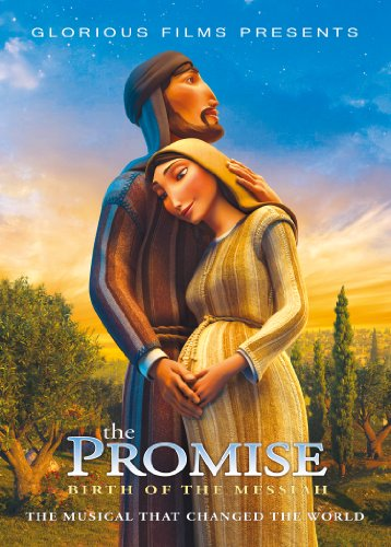 The Promise: Birth of the Messiah - The Animated Musical That Changed the World / 英語 / アメリカ [DVD] [IMPORT] [NTSC] [REGION 1] [AUDIO: ENGLISH] [Animated] [Color] [Dolby] [Closed-captioned]