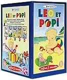 echange, troc Coffret Léo et Popi 5 VHS - Vol.1 à 5 : Léo et Popi s'amusent / Léo et Popi découvrent le monde / Léo et Popi en vacances