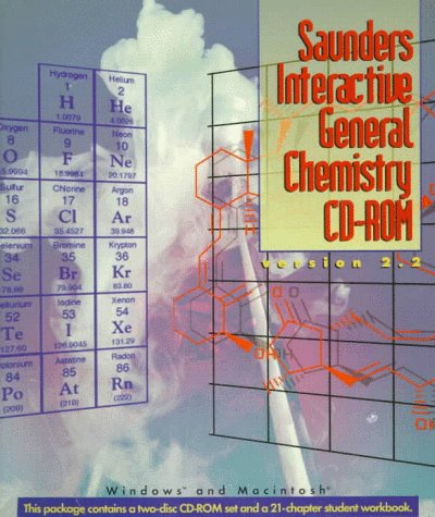 Sauders Interactive General Chemistry Cd-Rom