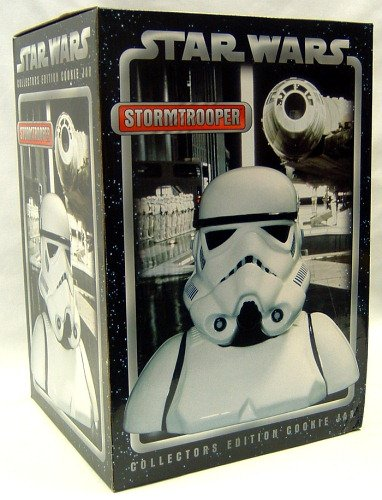 Gg sw lotr red star busts for sale plus stormtrooper cookie jar - Stormtrooper cookie jar ...