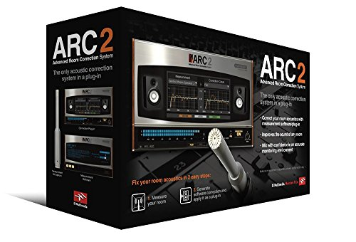 IK Multimedia ARC System 2 音場補正システム【国内正規品】