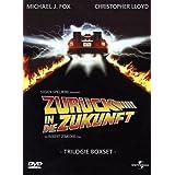 """Zur�ck in die Zukunft - Trilogie Boxset [3 DVDs]von """"Michael J. Fox"""""""