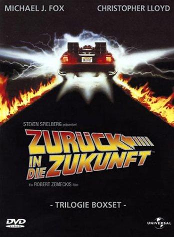 Zurück in die Zukunft - Trilogie Boxset [3 DVDs]