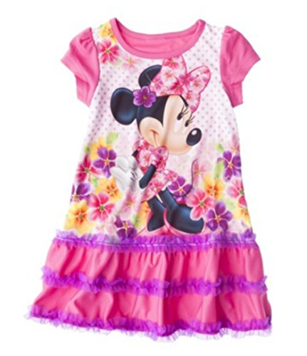 Toddler Minnie Mouse Dress front-8121
