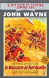 echange, troc Le massacre de Fort apache [VHS]