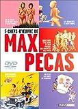 echange, troc Coffret Max Pecas - Édition 3 DVD
