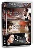 The Royal Family 3 DVD Collection Box Set King George VI & Elizabeth, Elizabeth - From Princess to Queen & The Queen Duty & Sacrifice
