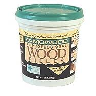 Famowood Water-Based Wood Filler-1/4PT NATURL WOOD FILLER
