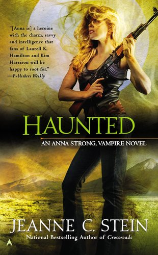 Image of Haunted  (Anna Strong)