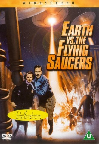 Earth vs. the Flying Saucers [DVD] [2002]