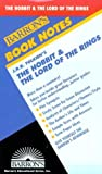 Hobbit and The Lord of the Rings, The (Barron's Book Notes) (0812035232) by Anne M. Pienciak