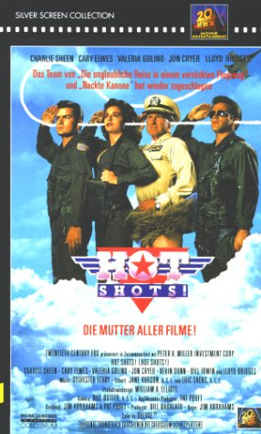 Hot Shots - Die Mutter aller Filme! [VHS]