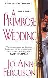 img - for A Primrose Wedding (Zebra Regency Romance) book / textbook / text book