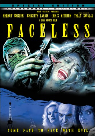 Faceless [DVD] [Region 1] [US Import] [NTSC]