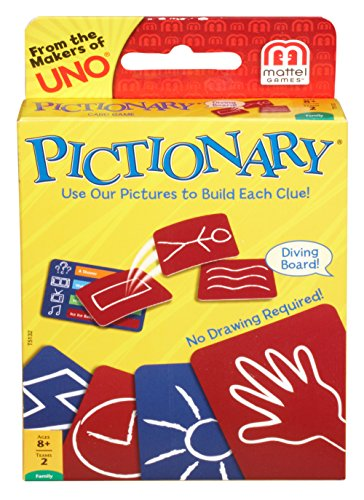 Pictionary Card Game - 1