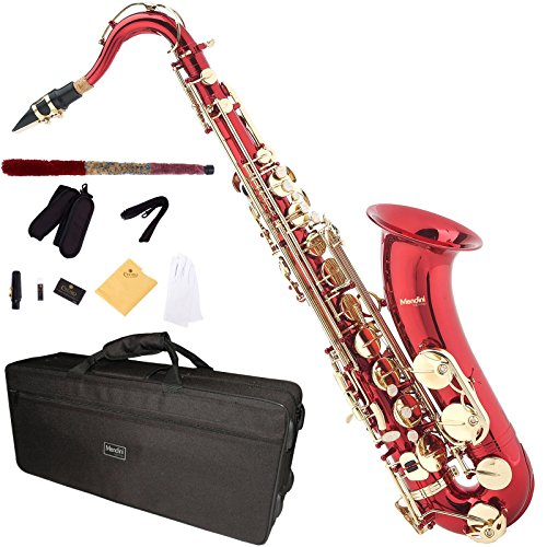 mendini-mts-rl-tenor-saxophone-red