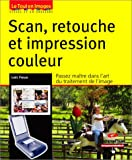 Photo du livre Scan, retouche et impression
