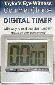 Taylors Eye Witness Digital Timer