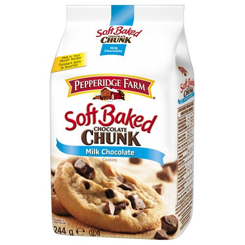 Pepperidge Farm Soft Baked Chocolate Chunk Milk Chocolate