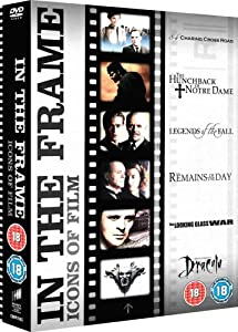 Anthony Hopkins - In The Frame Collection (The Looking Glass War/The Hunchback of Notre Dame/84 Charing Cross Road/The Remains of the Day/Legends of the Fall/Bram Stoker's Dracula) [DVD]