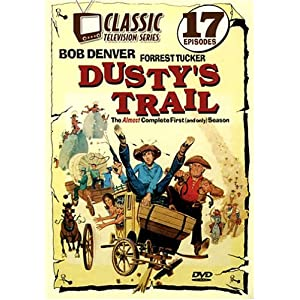 Dusty's Trail - The Almost Complete First (And Only) Season movie