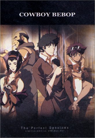 Cowboy Bebop: Perfect Collection [DVD] [Region 1] [US Import] [NTSC]