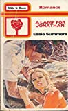 A Lamp for Jonathan (0263739821) by Summers, Essie