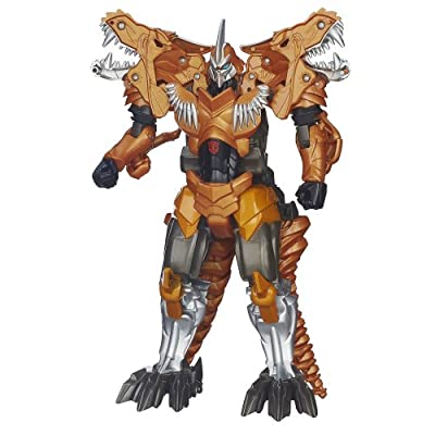 Transformers Age of Extinction Flip and Change Grimlock Figure by Transformers