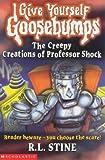 The Creepy Creations of Professor Shock