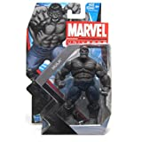 Incredible Hulk (Grey) Marvel Universe 021 Action Figure