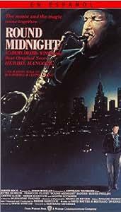 Round Midnight (Alrededor de Medianoche - Version Subtitulada) [VHS]