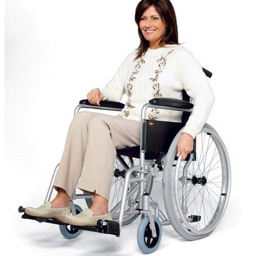 Enigma Lightweight Self-Propelled Wheelchair