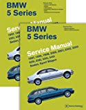 Bentley Publishers BMW 5 Series (E39 Service Manual: 1997, 1998, 1999, 2000, 2001, 2002, 2003: 525i, 528i, 530i, 540i, Sedan, Sport Wagon