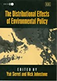 img - for The Distributional Effects of Environmental Policy book / textbook / text book