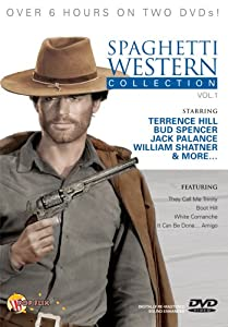 Spaghetti Western Collection, Vol. 1