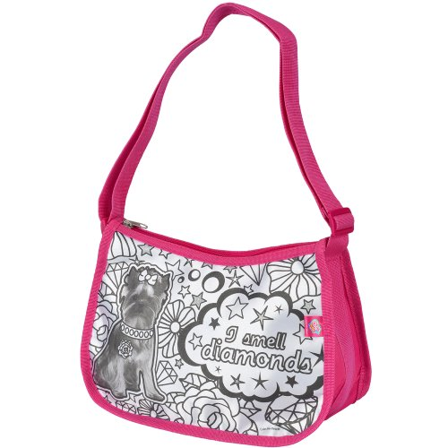 Simba Simba Color Me Mine Hipster, Pink (Multicolor)