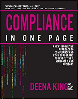Compliance In One Page