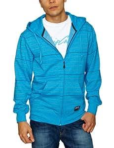 Sweater Hooded Zip Men Rip Curl Dawn Patrol Stripe Zip Hoodie