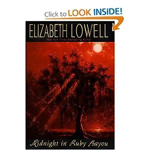 Midnight in the Ruby Bayou - Elizabeth Lowell