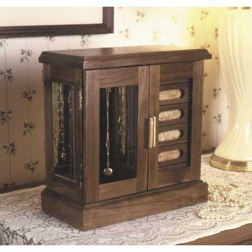 Jewelry Box: Downloadable Woodworking Plan