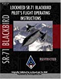 Image of SR-71 Blackbird Pilot's Flight Manual