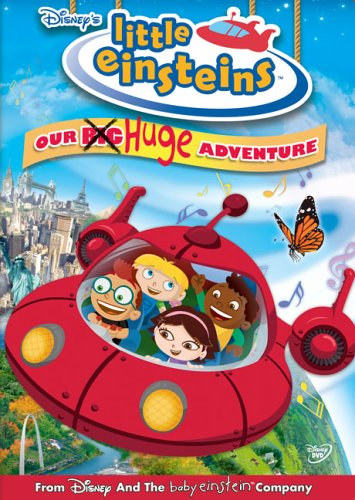 Disney's Little Einsteins - Our Big Huge Adventure